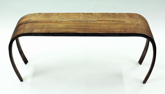 Console table in Oak