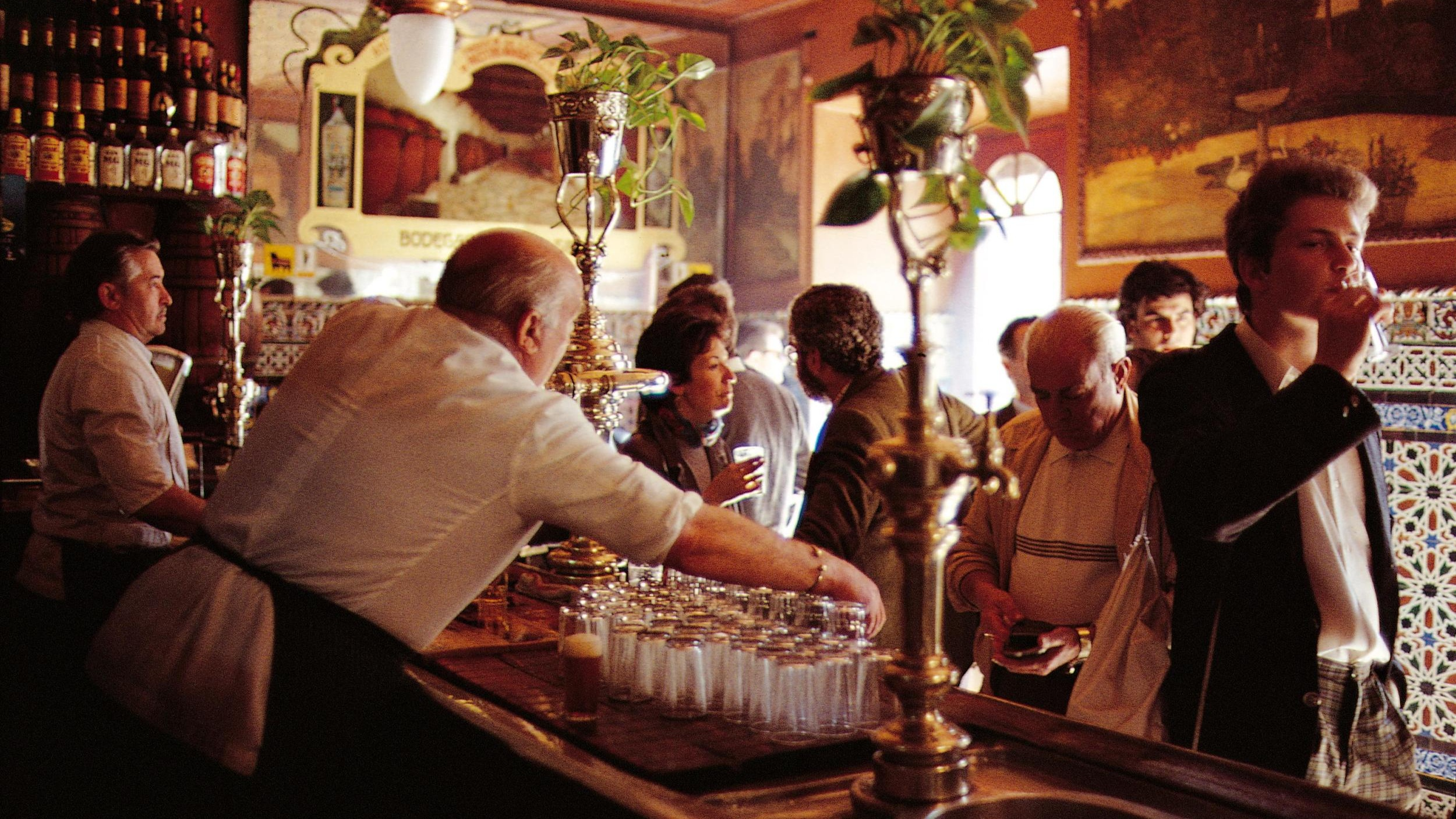 Old world vermouth bars - Timeless