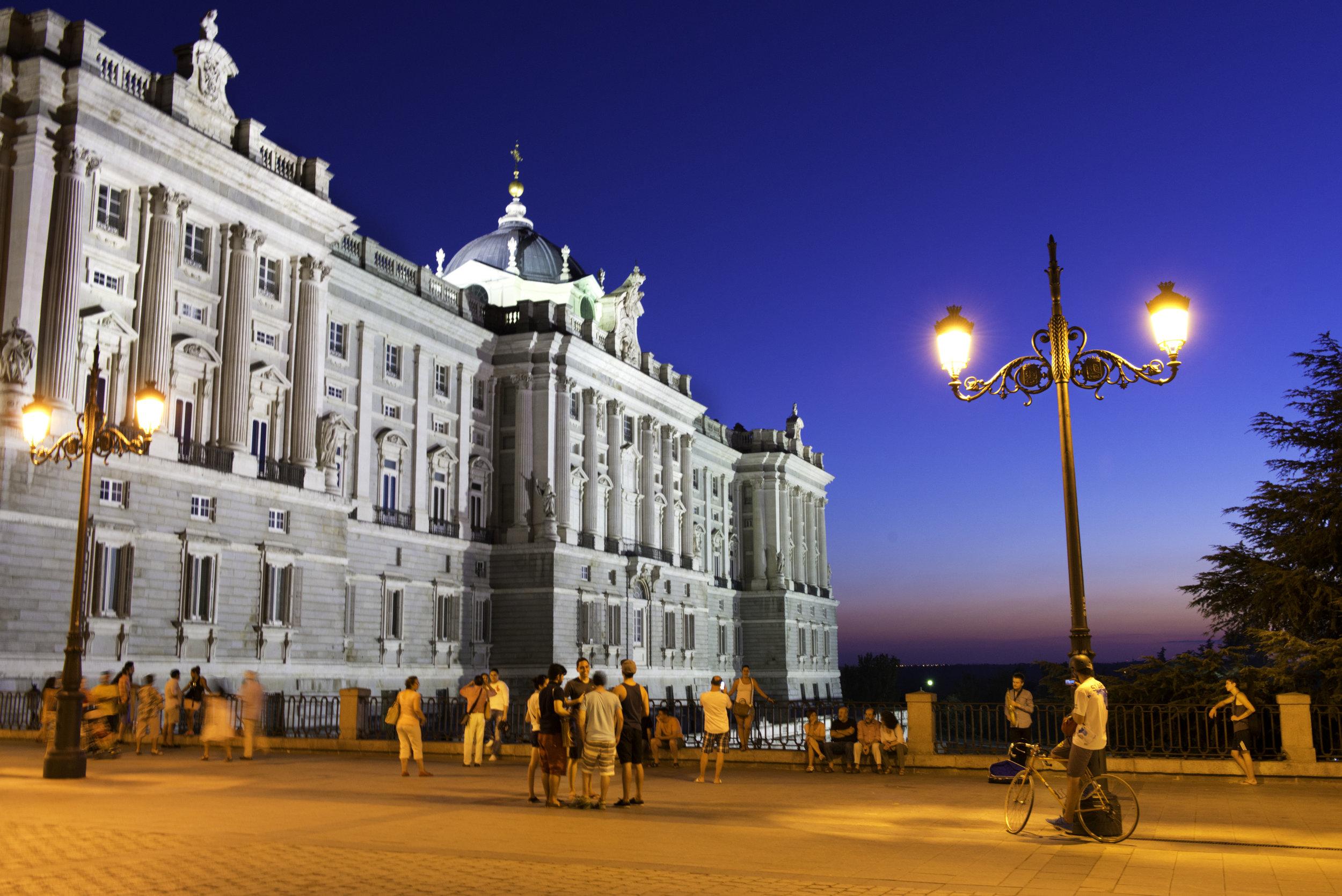 Palacio Real.Madrid.