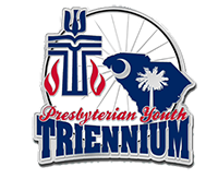 Trinity Presbytery's Delegation will be trading this Pin during the 2016 Triennium.