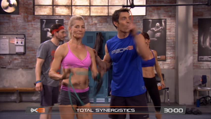 P90X3 Total Synergistics Coaching, Advice, and Complete Review