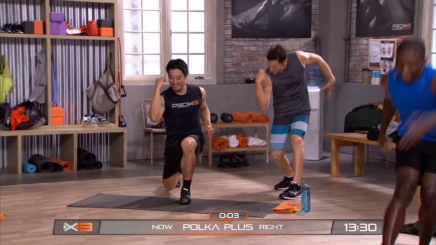 P90X3 Dynamix Coaching, Advice, and Complete Review — Tyler Robbins