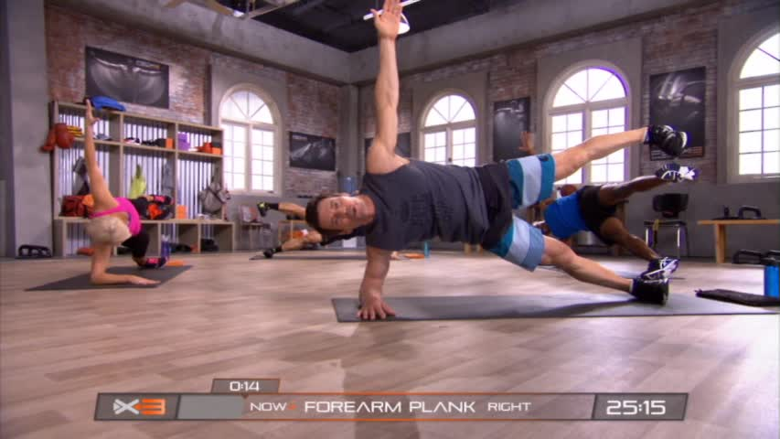 P90X3 Dynamix Review