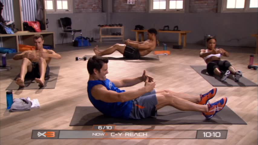 P90X3 X3 Ab Ripper Coaching, Advice, and Complete Review