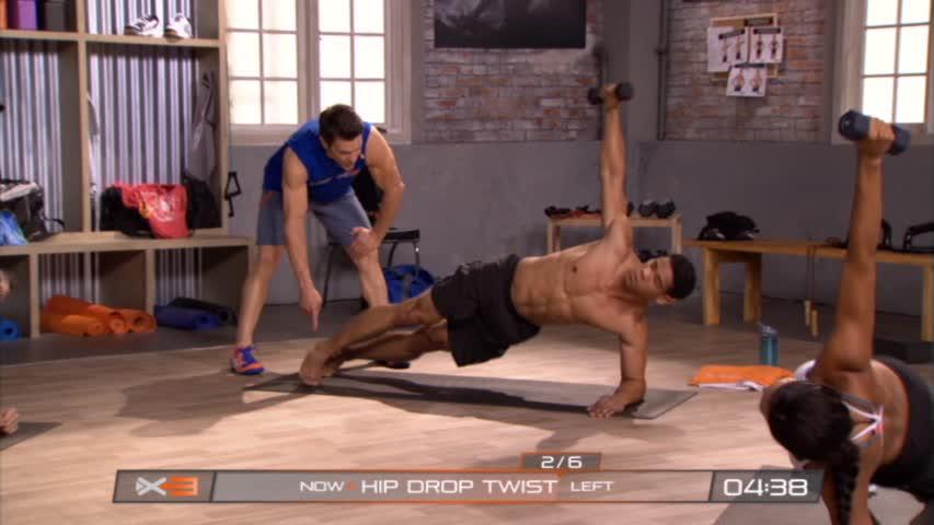 P90X3 — Tyler Robbins Fitness