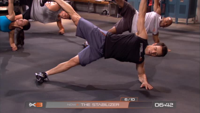 P90X3 Complex Lower Coaching, Advice, and Complete Review