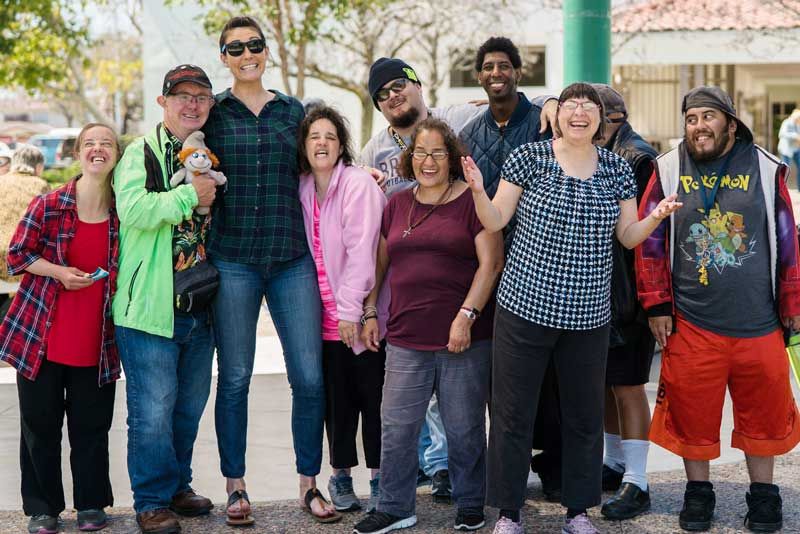 Summer Direct Service Staff - A great summer job for students who are home from college and a way to break into social services. Coach small groups of people with developmental disabilities at a day program that will help them become fully involved in the community.