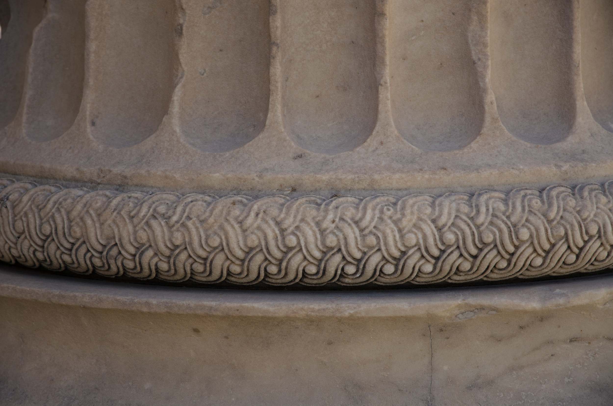 Erechtheion Column