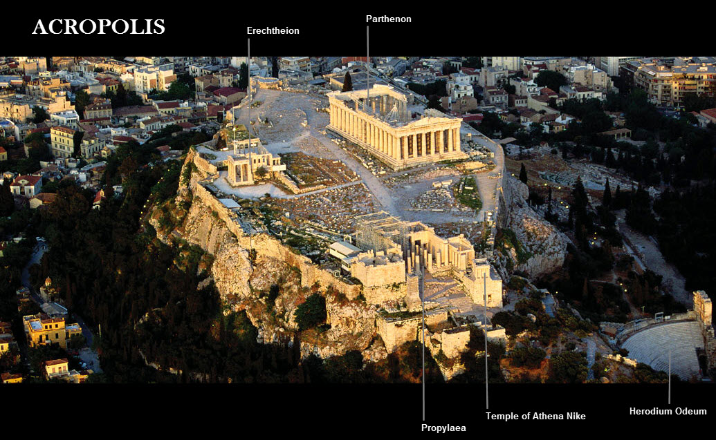 Acropolis - Today