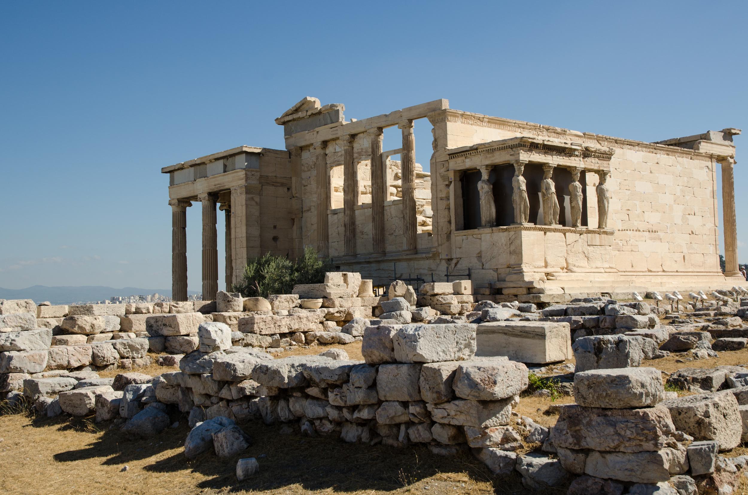 Erechtheion, Athenian Acropolis