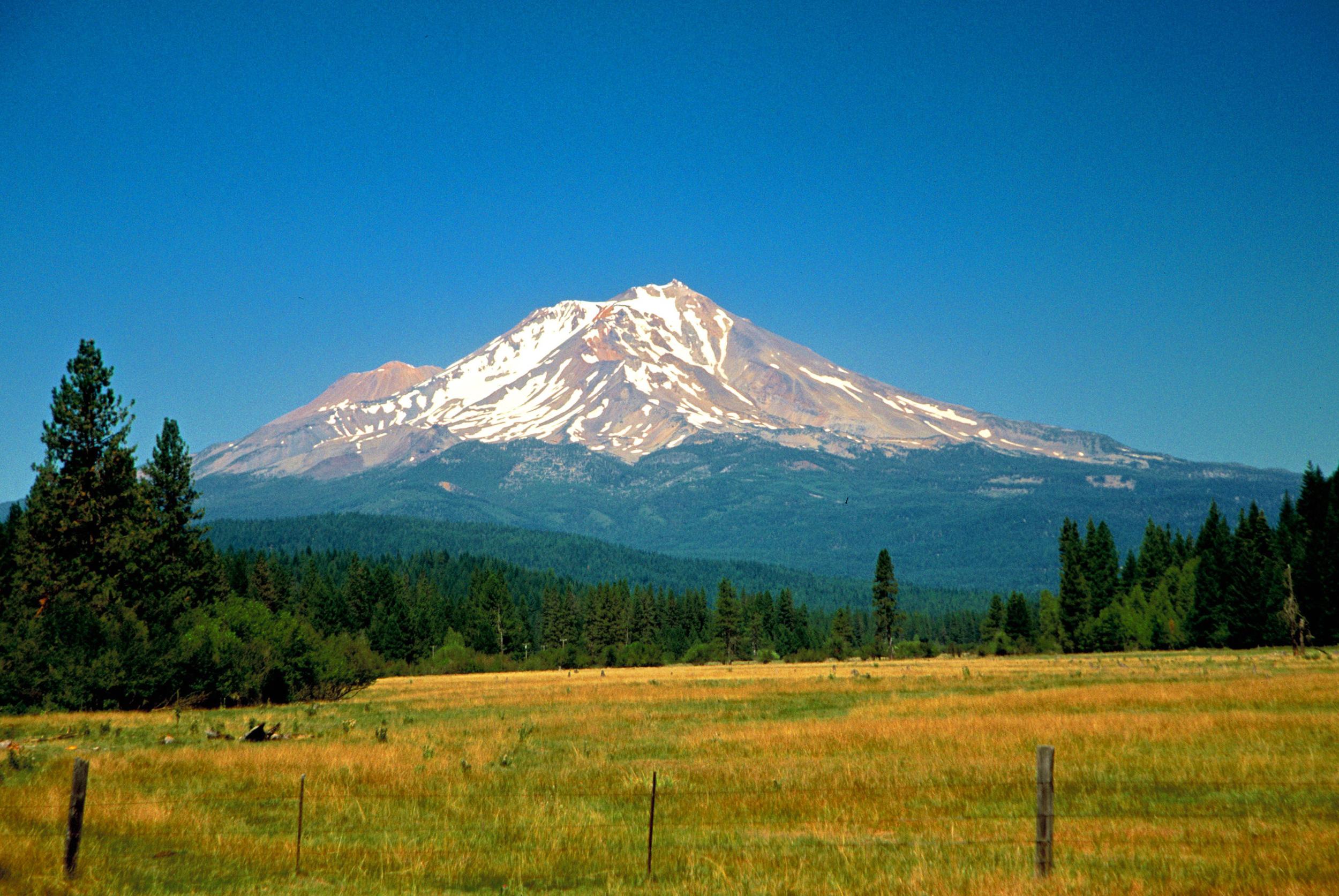 Mt Shasta - California