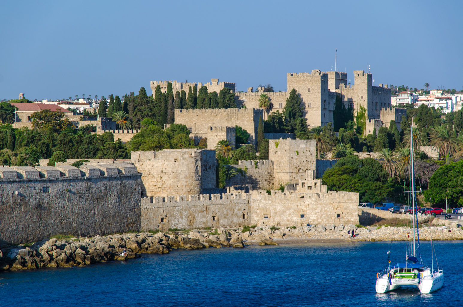Rhodes - Palace of the Grand Master