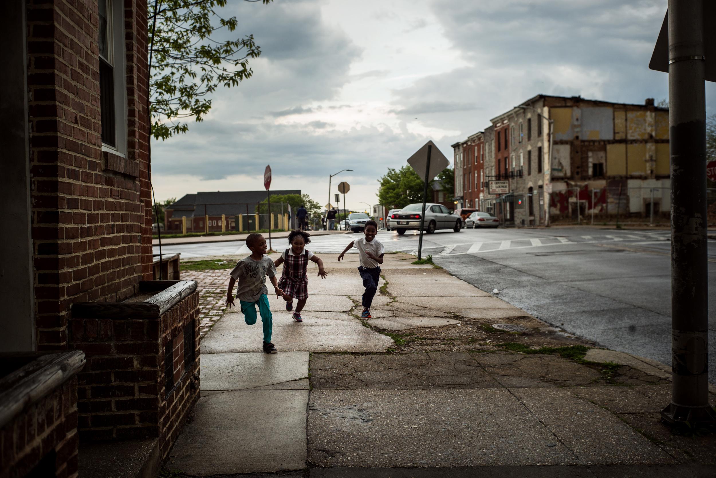 Baltimore, 2015