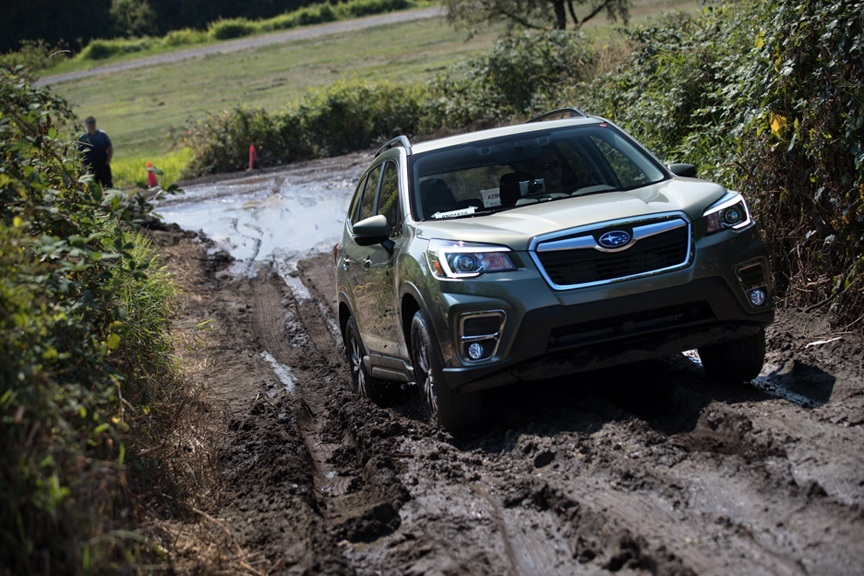 19MY Forester mud hill up.jpg