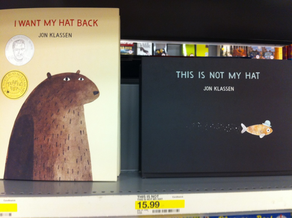 2 awesome books side by side