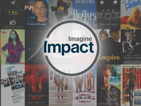 My latest project, with my writing partner Brian Lerner, was recently named a finalist in the Brian Grazer and Ron Howard incubator program, Imagine Impact. Our TV spec pilot AM/FM was in the top 40 out of 4000 submissions!