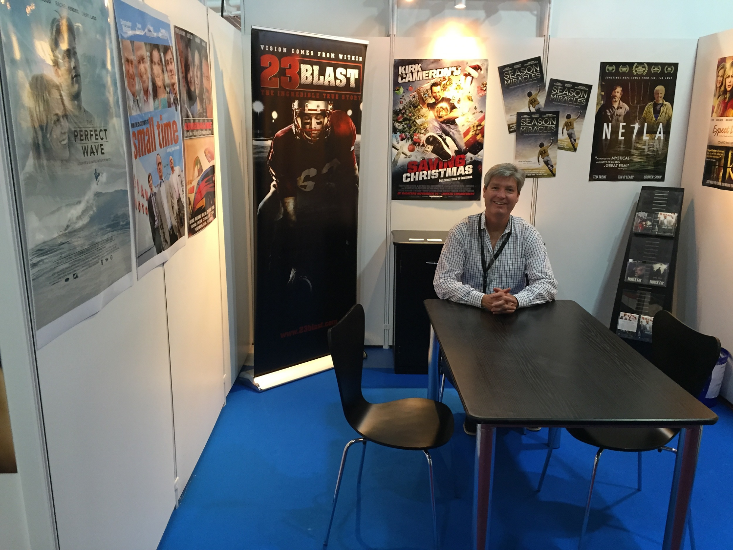 23 BLAST getting prominent placement at Cannes Film Festival.