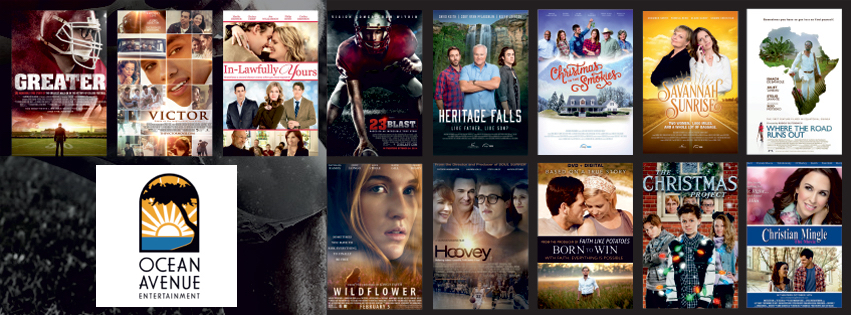 Recent films that Ocean Avenue has released on Netflix or on other home video platforms.