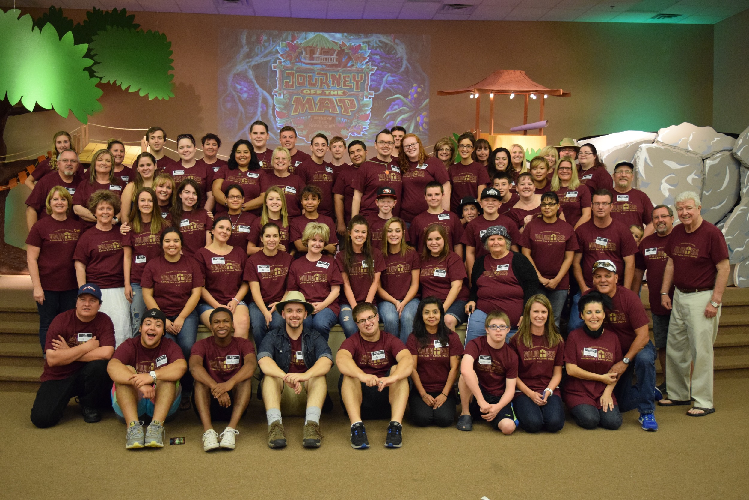 VBS 2015 - Journey Off The Map -