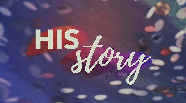 Join us tomorrow, at 10am, for Part 2 of our new series - HIS STORY. Let's explore a powerful component of our walk with God, as the next event of His story unfolds. ———————————————— Coffee and Donuts will be provided before service starts. ———————————————— I encourage you to invite someone today that you feel would really enjoy this series. Have a good Saturday!