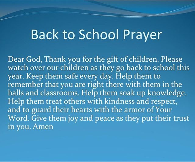 Praying for our amazing Calvary students as they start a new school year today. You have been anointed to shine bright for Jesus in your schools. An army of people are praying for you. ❤️❤️❤️