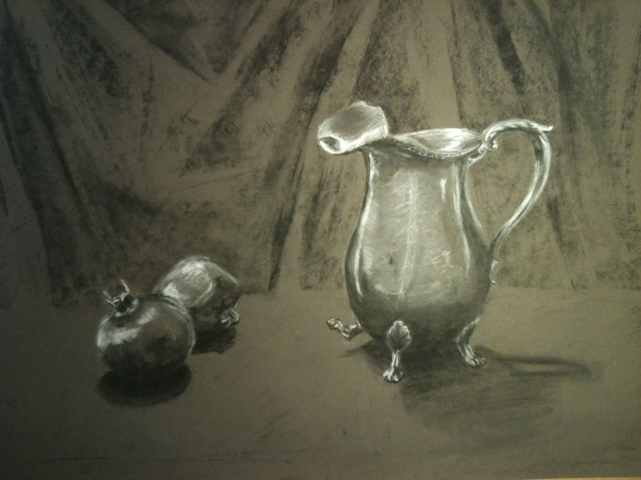 The Dancing Pitcher