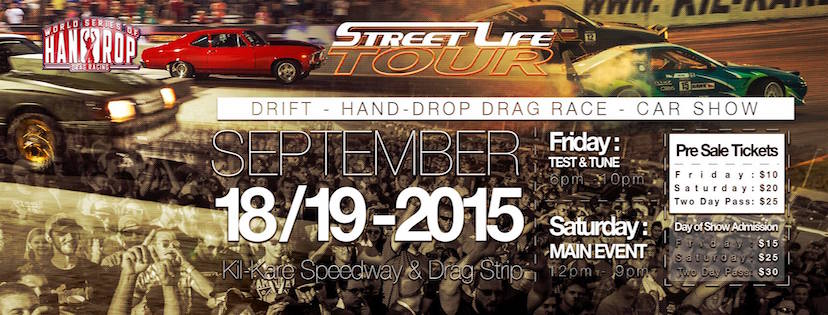 StreetLifeTour.com is built on the Wordpress CMS. If you have an Automotive Event you need a website built for please Contact US!!