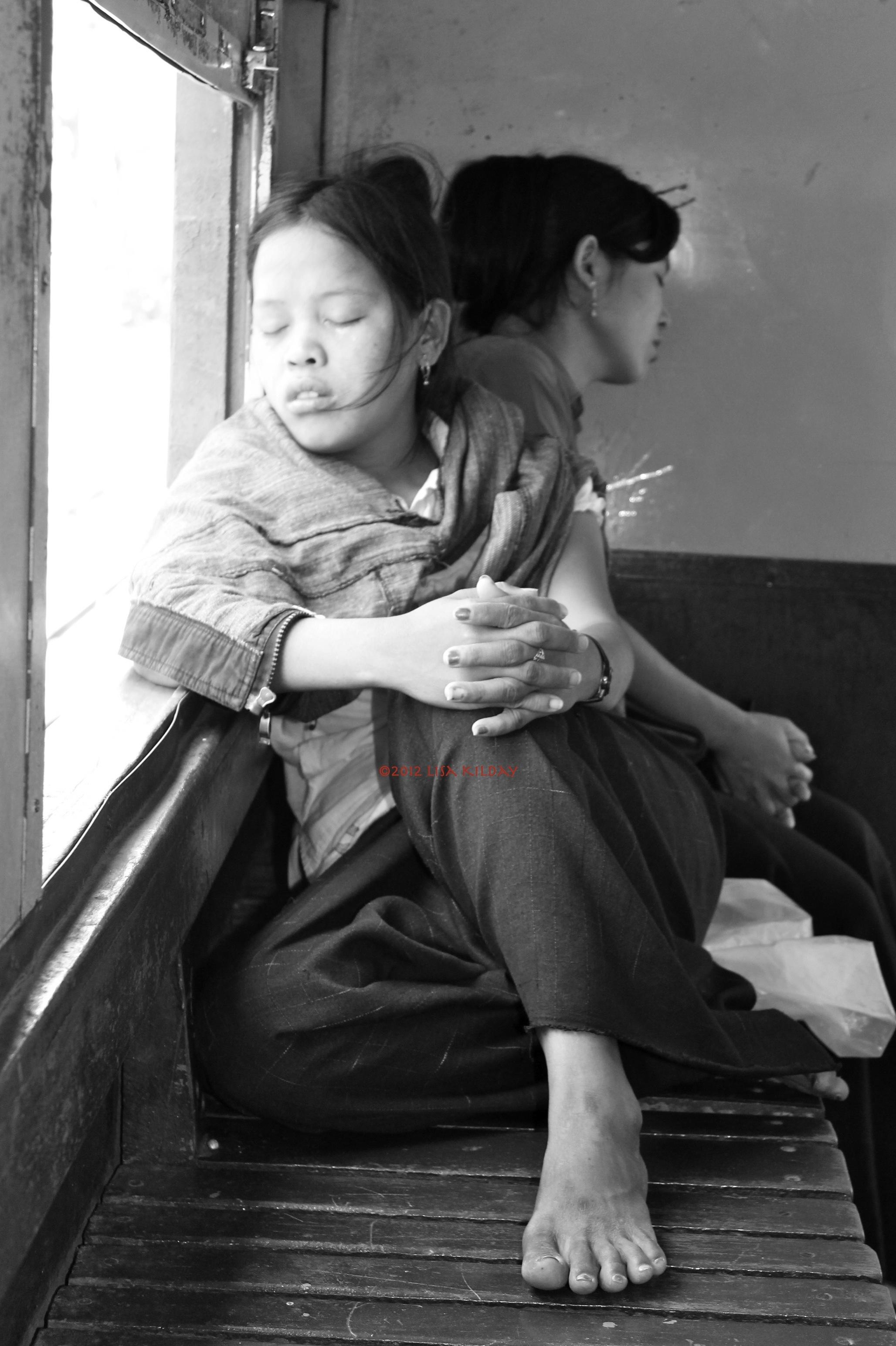 Train to Insein