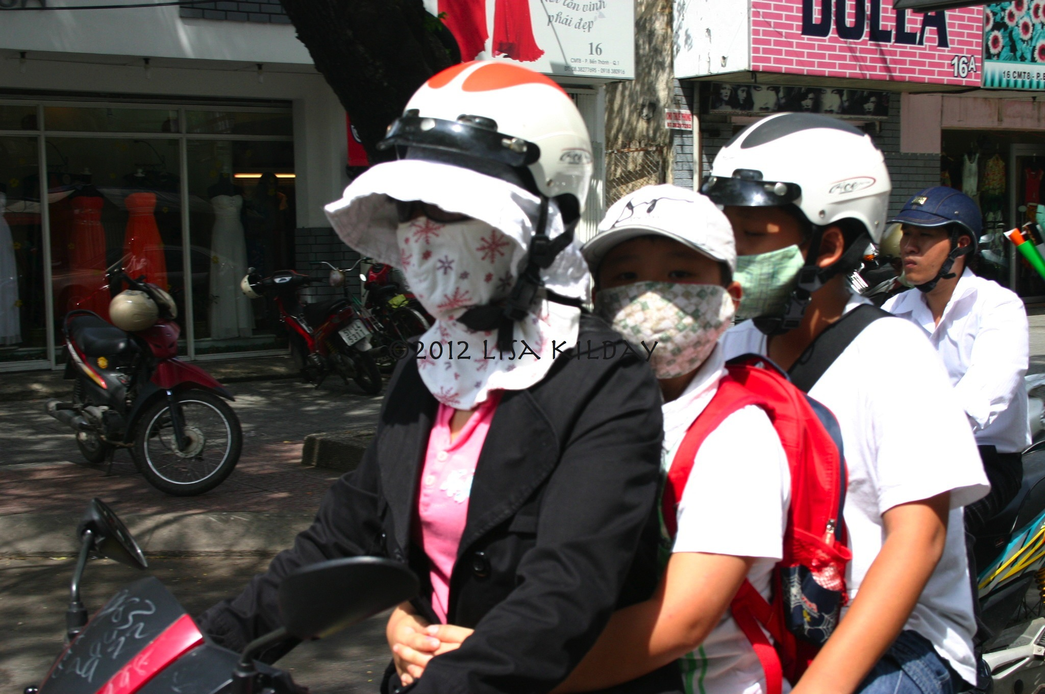 Vanity Masks