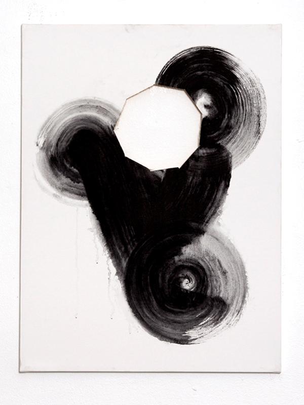 "W6  Acrylic on canvas 18"" x 24"""