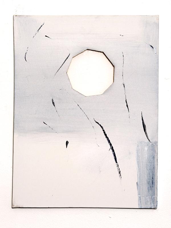 "W8 Acrylic on canvas 18"" x 24"""