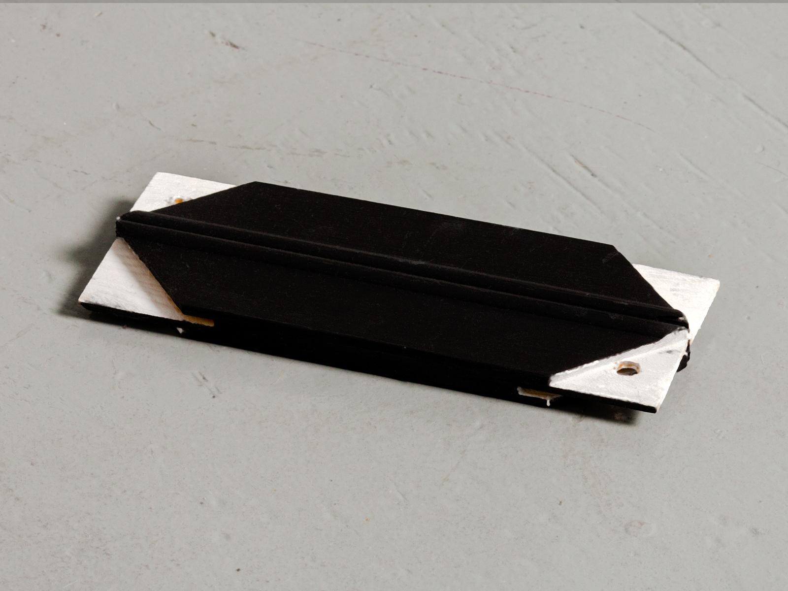E1  Acrylic on wood