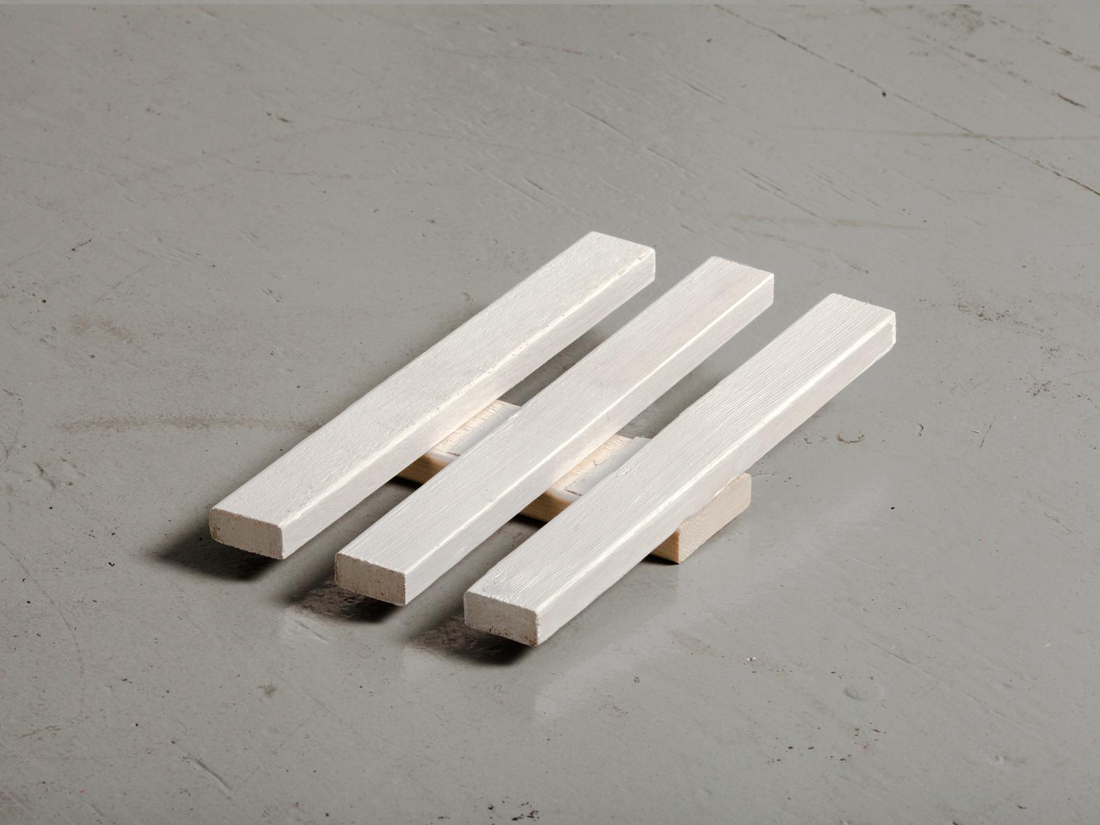 E3  Acrylic and linen on wood
