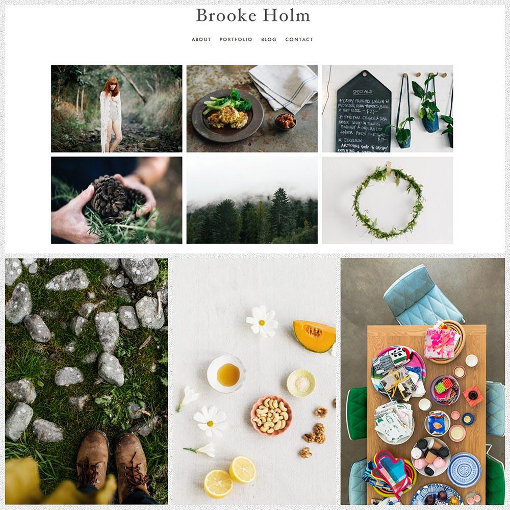All images belong to Brooke Holm