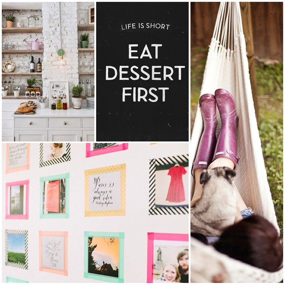 Things I have been pinning over at  Pinterest  recently...