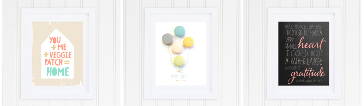 Click through to visit my  store  where you'll find sweet 8x10 prints including custom designs. Some prints even feature macarons, chalkboard and sprinkles!