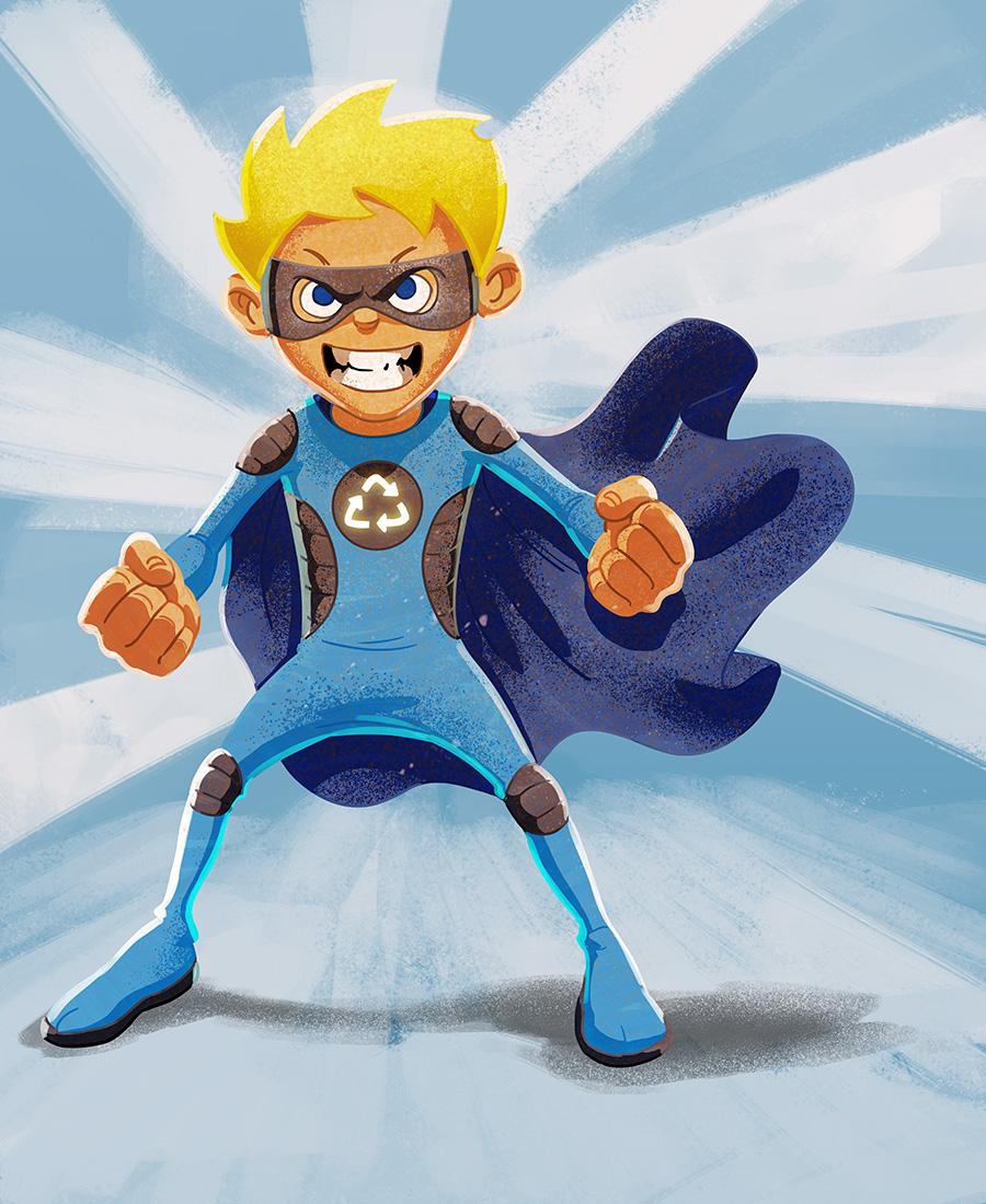 Superhero #2
