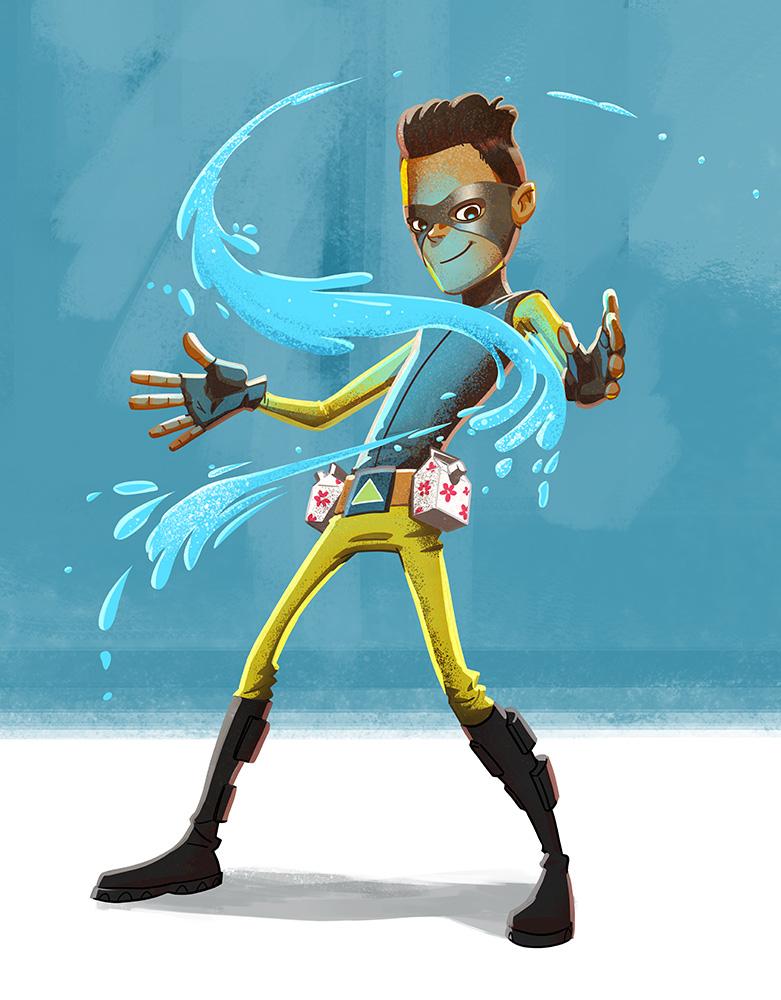Superhero #4