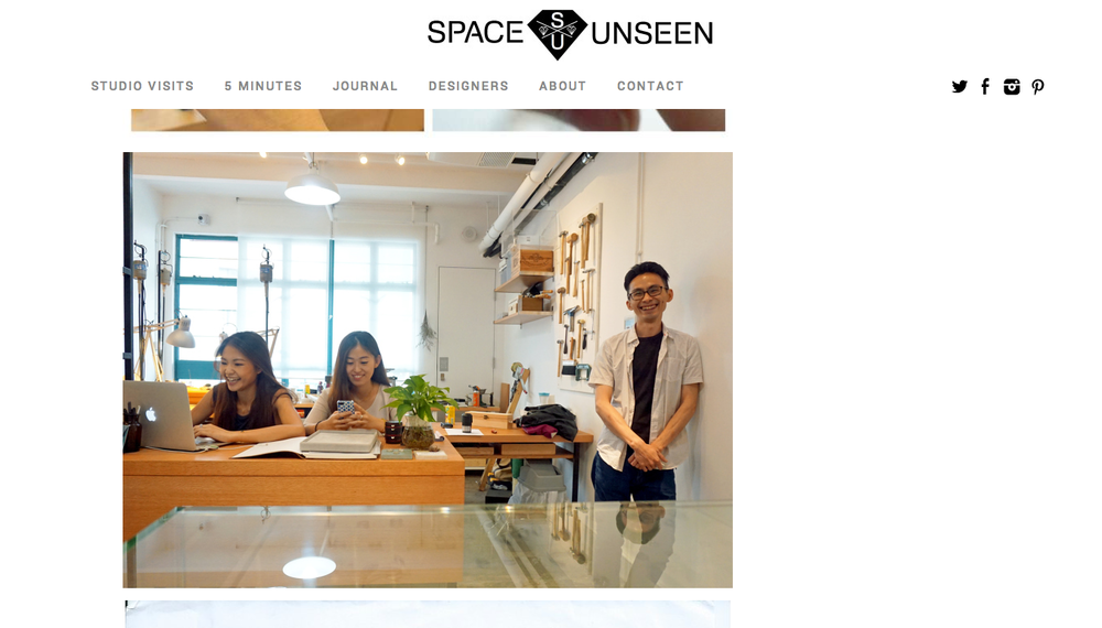 Space Unseen