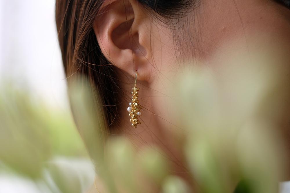 Belinda Chang Hook Earrings