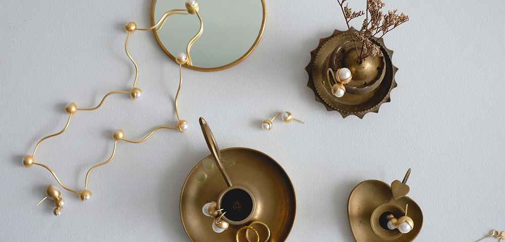 Belinda Chang Pearl collection