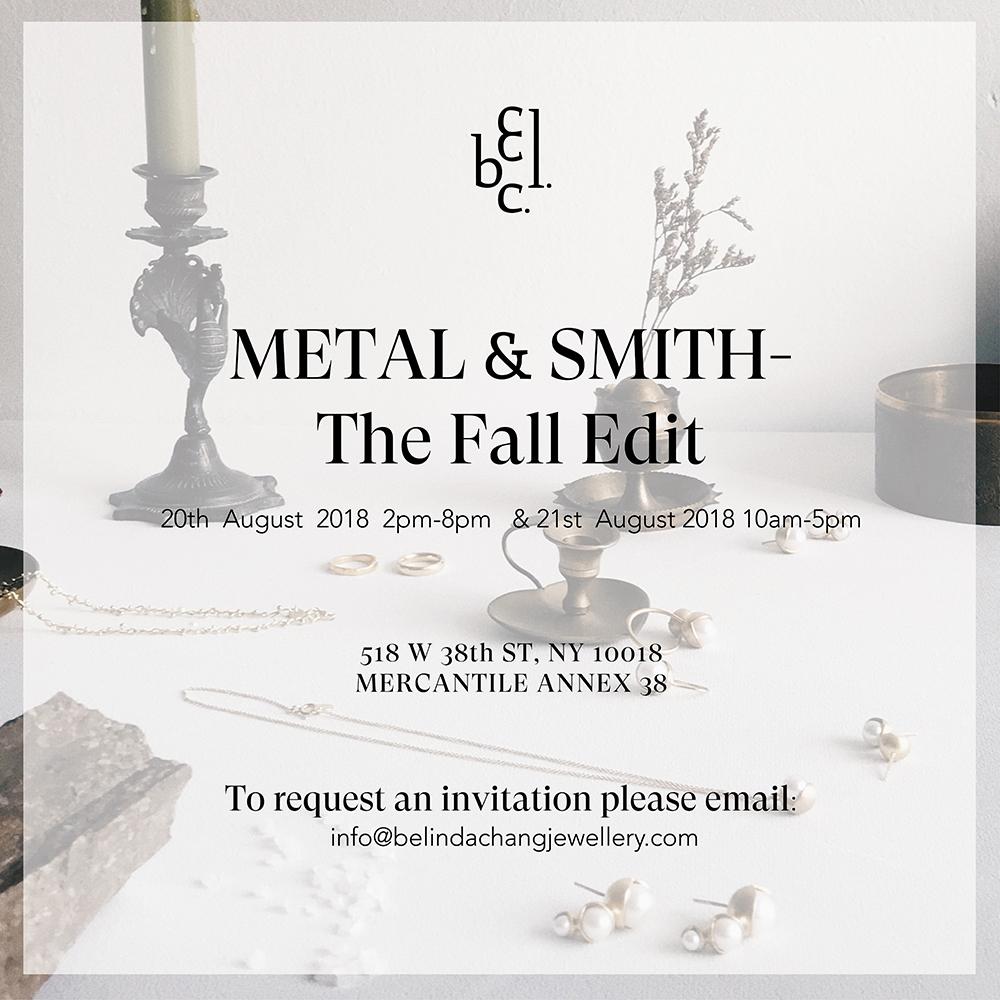 Belinda Chang Jewellery and Metal and Smith