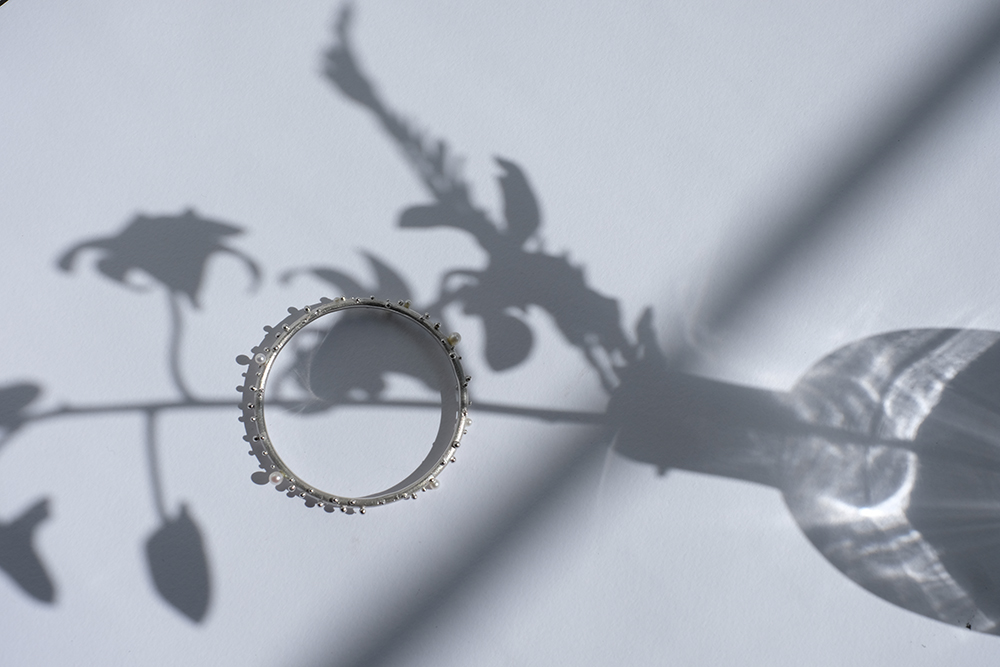 First Frost Bangle