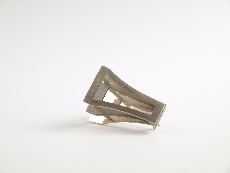 Layer brooch No.13