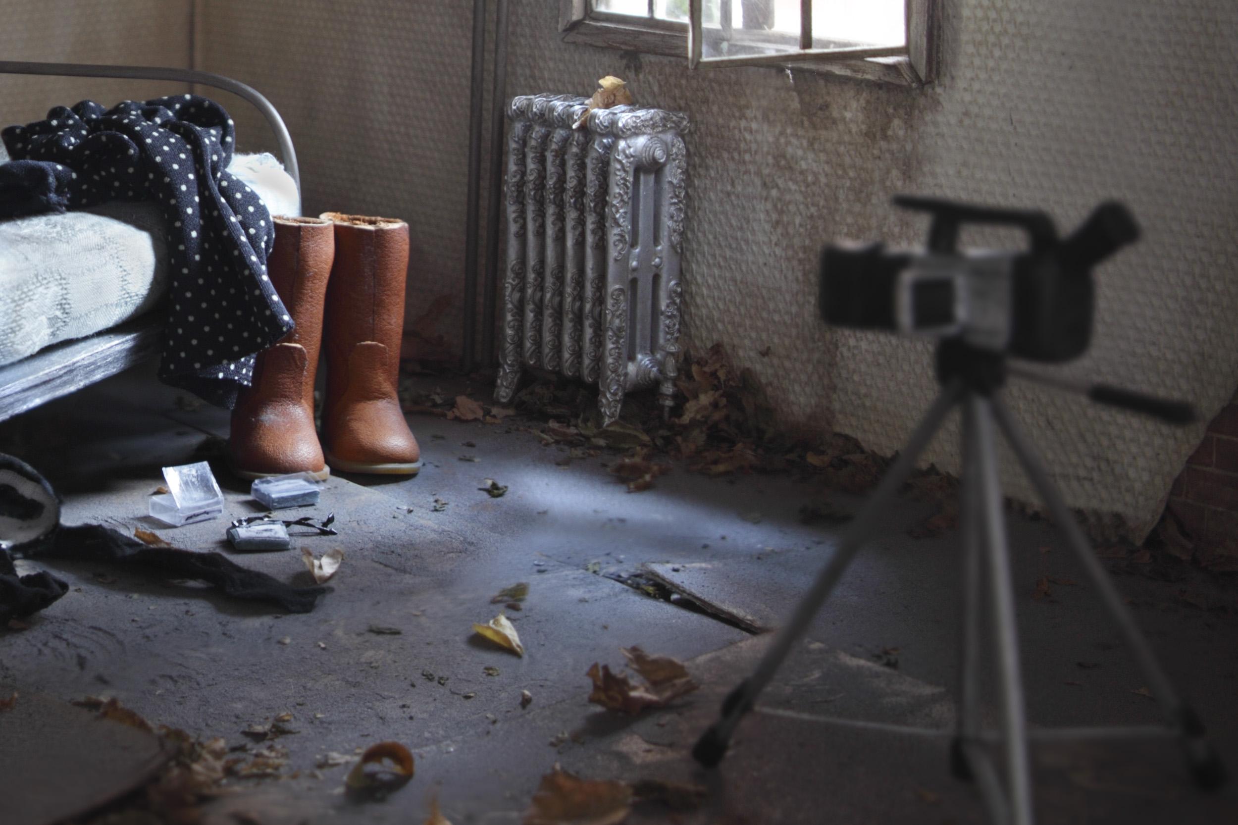 Beelitz  2013 'Interiors - Reconstructed Memories'