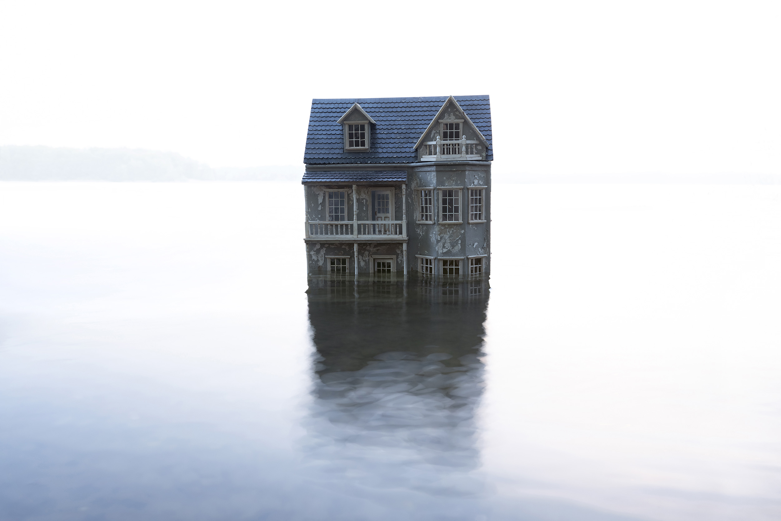 Deluge,  2019 113 x 170 cm