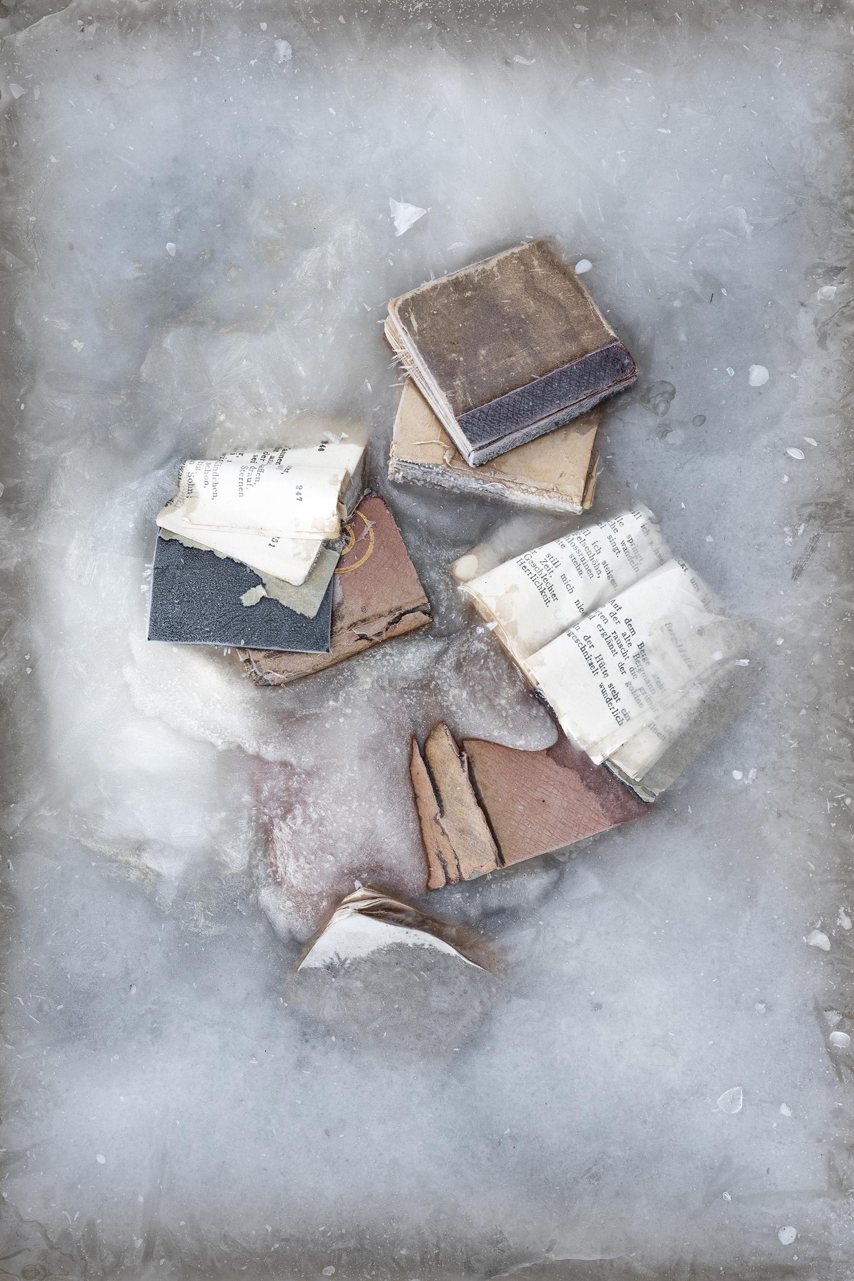 Books  2019, 75 x 50 cm