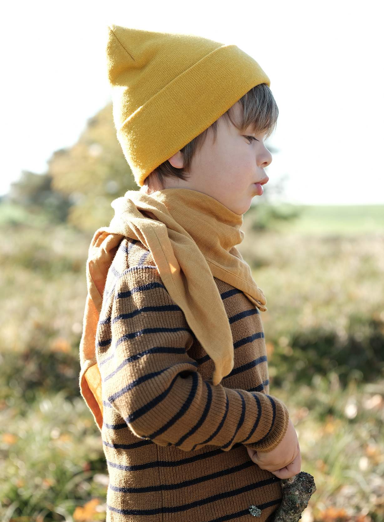 Louie yellow beanie.jpg