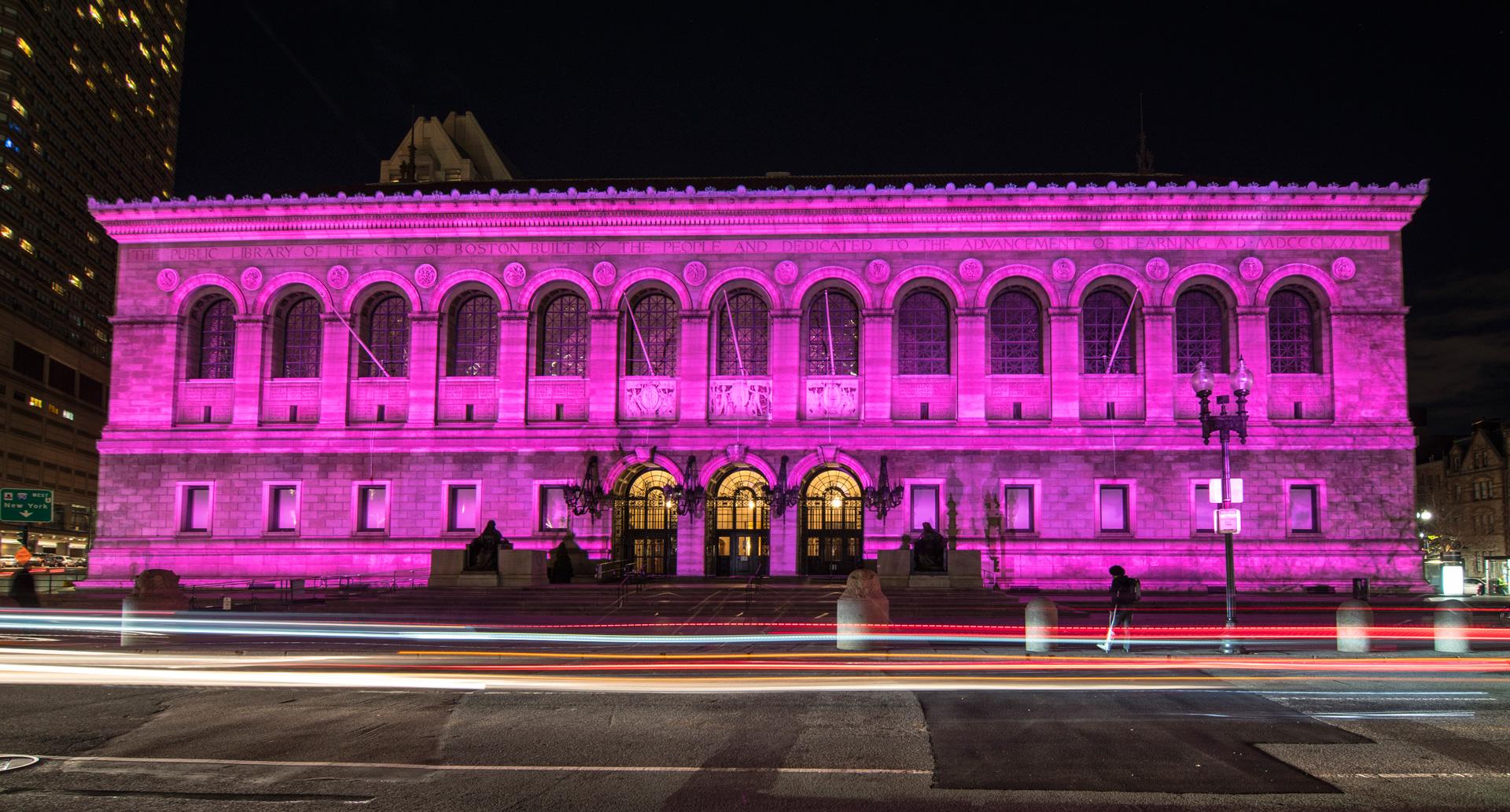 The Mayor's Celebration of Lights Boston