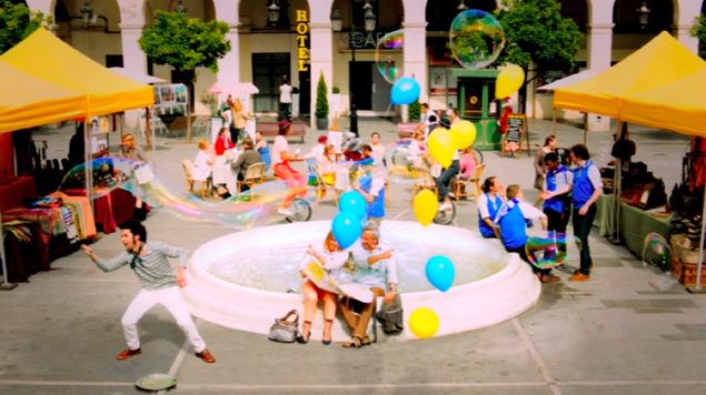 Expedia 'City' - Directed by Trevor Melvin @ RSA Films for Ogilvy